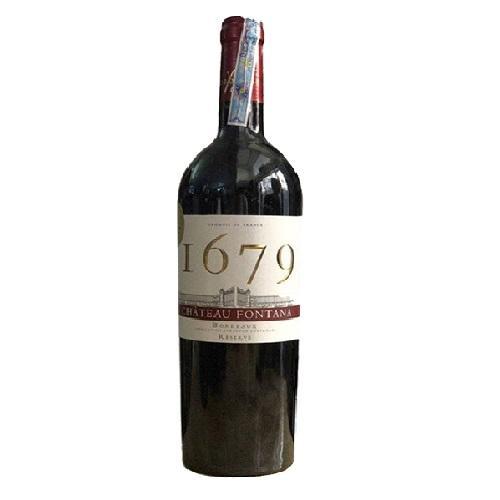 Rượu vang 1679 Chateau Fontana Bordeaux