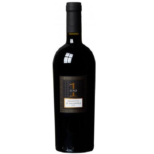 Rượu vang Uno 1 Primitivo di Manduria