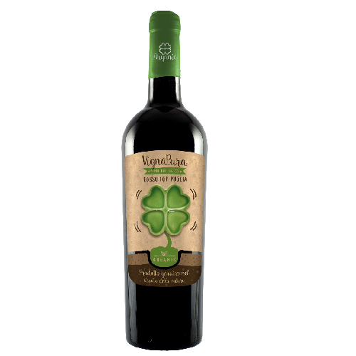 Rượu vang VignaPura Rosso Igp Puglia