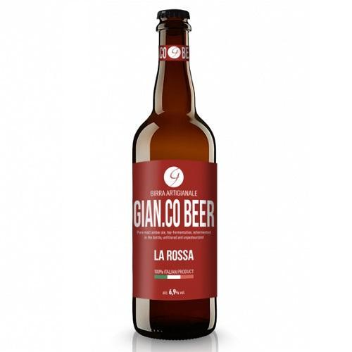 Bia GIAN.CO BEER La Rossa