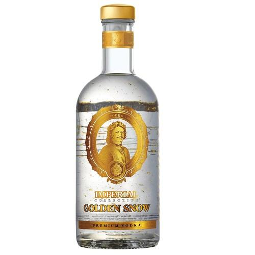Vodka Imperial Golden Snow