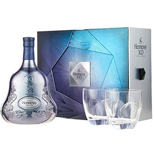 HỘP QUÀ Hennessy XO Limited tím