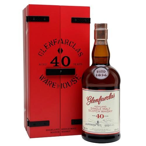 Rượu Glenfarlas 40Y