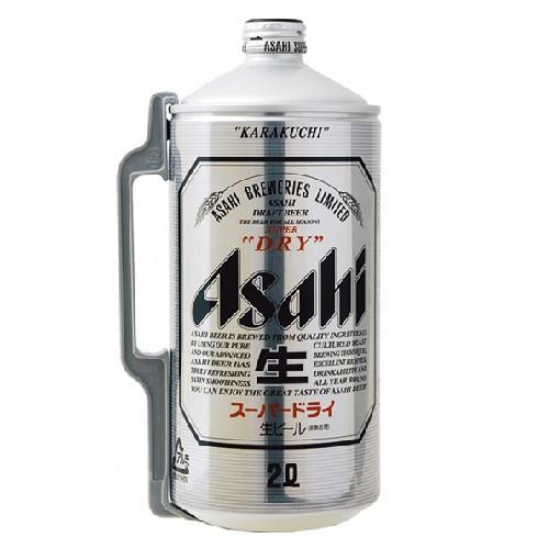 Bia ASAHI Bom 2L