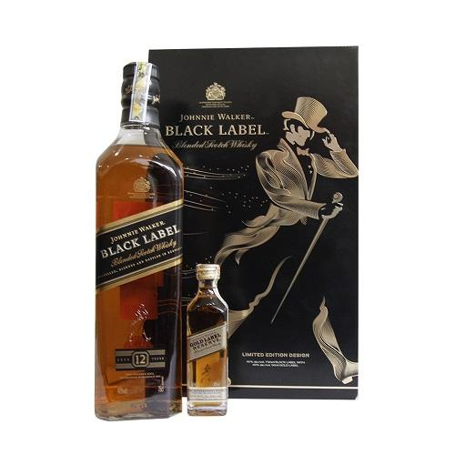 Hộp Quà Johnnie Walker Black Label (2019)