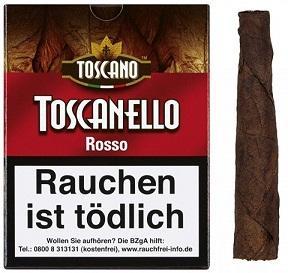Xì gà Ý Toscanello Rosso (Rosso Caffe)