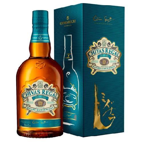 Rượu Whisky Chivas Mizunara