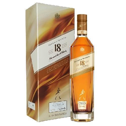 Rượu Whisky Johnnie Walker 18