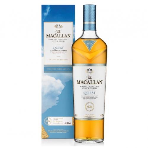 Rượu Whisky Macallan Quest