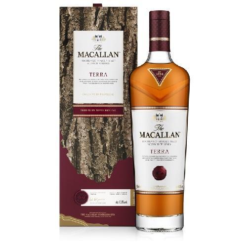 Rượu Whisky Macallan Terra
