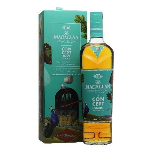 Rượu Whisky Macallan Concept