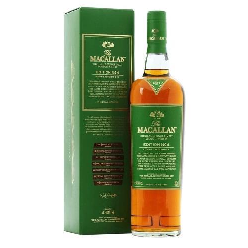 Rượu Whisky Macallan Edition No_4
