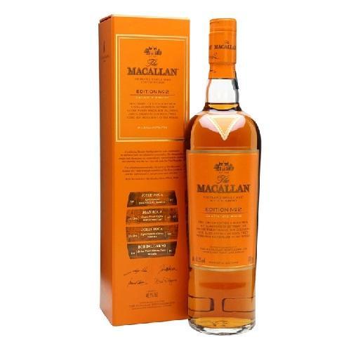Rượu Whisky Macallan Edition No_2