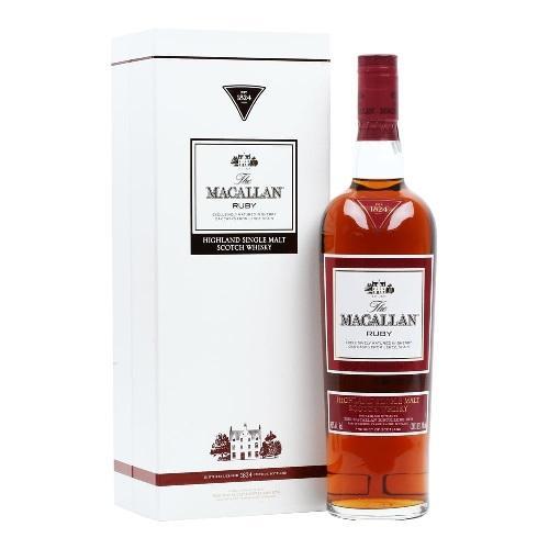 Rượu Whisky Macallan Ruby