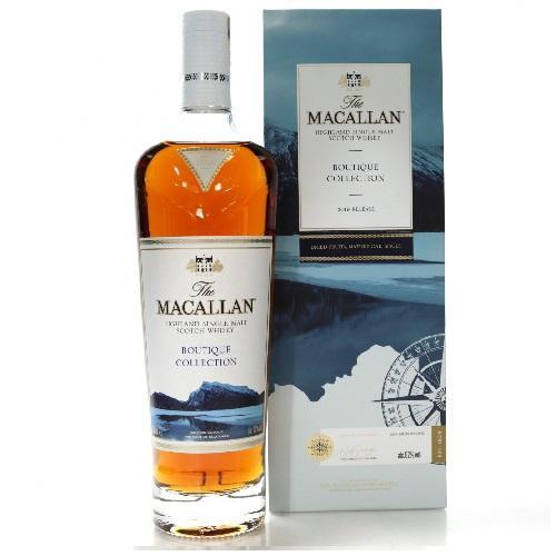 Rượu Whisky Macallan Boutique Collection
