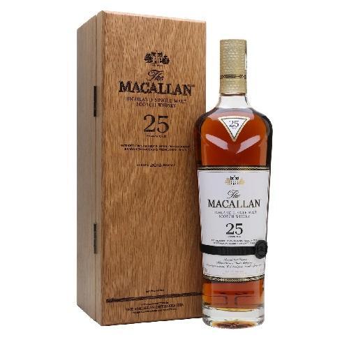 Rượu Whisky Macallan 25Y