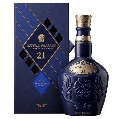 Rượu Whisky SING Chivas 21Y New